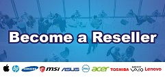 Sign Up for Reseller Account