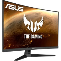 Asus Gaming Monitor VG27VH1B 27-Inch Curved - 165Hz 1920 x 1080 Resolution - Black - New - 3-Years Warranty