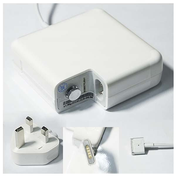 High Quality AC Adapter Magsafe 2 45W For Apple MacBook Pro & Air 14.8V 3.05A - 6-Months Warranty