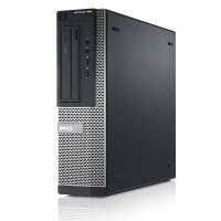Dell Optiplex 390 SFF - Intel Core i7 2600 3.4GHz - 4GB DDR3 RAM - New 120GB SSD + 250GB HDD - Refurbished Grade A - 1 Year Warranty