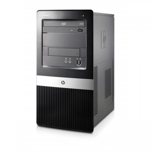 HP Pro 3010 Desktop MicroTower Intel® Core i3-550 6GB DDR3 RAM 320GB HDD DVD-RW WINDOWS 7 PRO 32/64 BIT 1 YEAR WARRANTY