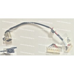 DC Jack and  Cable For Dell 15-5000 Series
