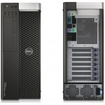 Dell Precision T5610 Tower Workstation | Dual CPU Sockets | 2x Intel Xeon Hexa Core E5-2620 V2 @ 2100Mhz | 500GB HDD | 32GB DDR3 RAM | nVidia Quadro K2000 2GB DDR5 128bit Windows 7 Pro COA | Refurbished | 1 Year Warranty