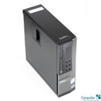 DELL Optiplex 3010 SFF PC - Intel Core i7-3770 3.4GHZ - 8GB RAM - 120GB SSD  - DVD-RW - Windows 7 Pro COA - Refurbished Grade A - 1 Year Warranty