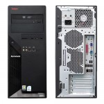 Lenovo M55P Micro Tower Intel Core 2 Duo E6420 2.13GHz - 2GB DDR2 RAM - 80GB SATA HDD - Windows  Vista Business - 1 Year Warranty