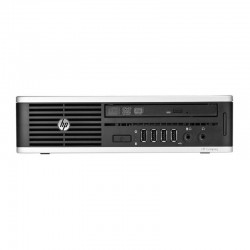 HP Compaq 8200 Elite Ultra-slim PC - Intel Core i3-2100 @3.10GHz - 4GB DDR3 RAM - 250GB HDD - Windows 7 Pro - Refurbished - 1 Year Warranty