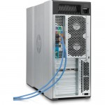 HP Z820 Workstation | Intel Xeon E5-2687W | 128GB RAM | 256GB SSD + 256GB SSD | Nvidia Quadro 6000 6GB | Windows 7 Pro | Refurbished Grade A | 1 Year Warranty