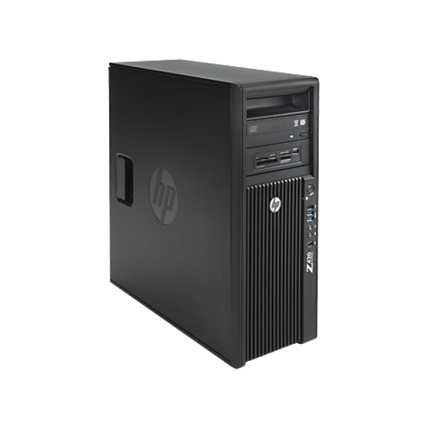HP Z420 Workstation Tower, Intel Xeon Six Core E5-1650 @3.2GHz (6 Cores, 12 Threads, 12MB Cache) | 32GB RAM