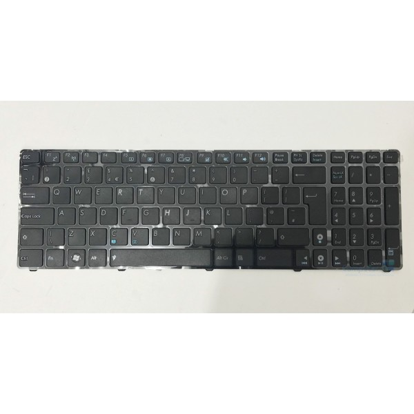 New Laptop Keyboard  for Asus X55A X55C X55U X55VD X55 X55X X55CC series - UK Layout - black