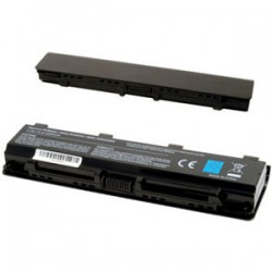 Replacement Battery for Toshiba Satellite C850, C855, C50, C55, PA5109U-1BRS, 48WH 10.8V, 4400 mAh, 6 Cells