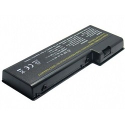 Replacement Battery for Toshiba Notebooks PA3479U-1BRS, PA3480U-1BAS, PABAS078, 5200m/Ah, 56 Wh, 10.8V