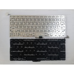 "KEYBOARD FOR APPLE MACBOOK PRO 13"" A1278 US LAYOUT 2011 2012 also Compatible 2009 2010"