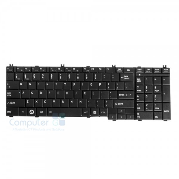 New Replacement Laptop keyboard For Toshiba Satallite C660, C660D, C665, L655, L650, L650D, L670, L670D, L750, L750D, L770 Series US Layout