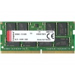 Kingston Value RAM DDR4 16GB SO-DIMM 2400MHz (PC4-19200) 260-pin | Limited lifetime warranty | KVR24S17D8/16