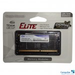Team Elite DDR4 16GB SO DIMM 260pin RAM - TED416G2133C15-S01