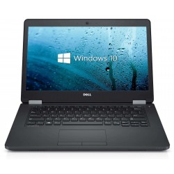 Dell Latitude E5470 Notebook | 14.1-Inch Display | Intel Core i5-6300U @2.40GHz | 4GB RAM | 256GB SSD | Windows 10 Pro | Refurbished Grade A | 1 Year Warranty