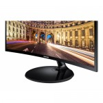 "NEW Samsung Curved C24F390FHU 23.5"" 1080p FullHD (1920x1080) 4ms VGA/HDMI LED Monitor 