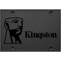 Kingston A400 480GB SSD SA400S37/480G (500 MBps / 450 MBps) | 3-Years Warranty