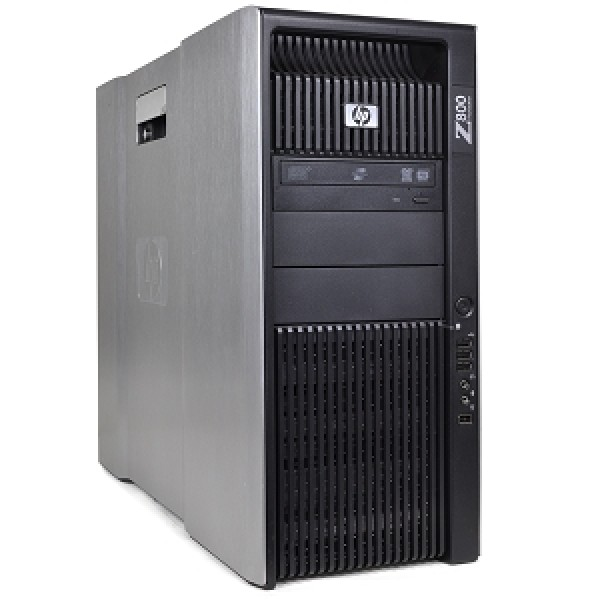 HP Z800 Workstation Tower, 2x CPUs Intel Xeon X5650, 24GB RAM DDR3