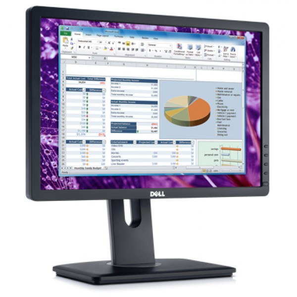 Dell Professional P1913 48cm (19?) Monitor LED 1440 x 900 @60Hz | GRADE A | 1 YEAR WARRANTY