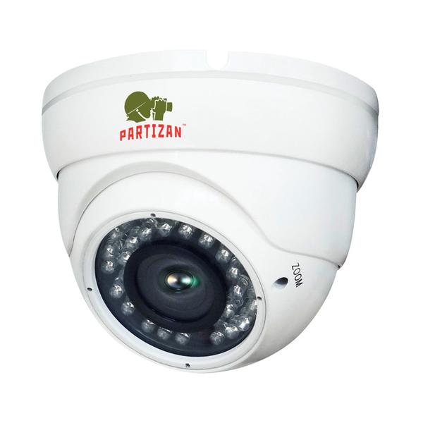Partizan 2.0MP AHD Varifocal camera CDM-VF37H-IR FullHD 3.5