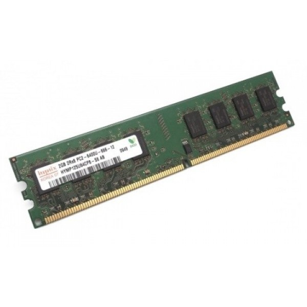 2GB DDR2 667Mhz Desktop Memory Refurbished 3-Months Warranty
