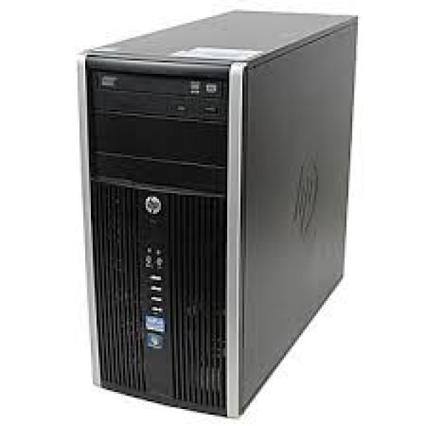 HP 6200 MicroTower Intel Core i5-2400 Quad-Core Processor (up to 3.40 GHz) 4GB DDR3 250GB SATA HDD DVD-RW WINDOWS 7 64-BIT 1-YEAR WTY