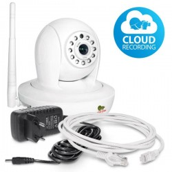 Partizan 1.0MP IP Robotic camera Cloud Robot IPH-1SP-IR