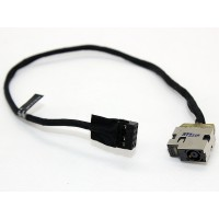 DC Jack for HP 15-R 15-G with Cable 719318-YD9  CBL00380-0200
