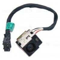 DC Jack For HP G6-2000 CQ-58 CQ58 DM4-3000  G7-2000 Series 661680-302