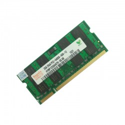 2GB DDR2 6400/666MHz NOTEBOOK MEMORY - MIXED BRANDS - REFURBISHED