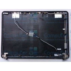 Original Used Screen Back Cover With Camera, Cables And Hinges For HP 6735S 6070B0252501