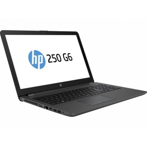 "HP 250 G6 (1WY33EA) Laptop 15.6"" Intel Celeron N3060 4GB 500GB Intel HD Black Li-4cell DOS 1 Year Warranty"
