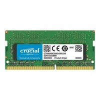 Crucial DDR4 4 GB SO DIMM 260 pin 2400 MHz / PC4 CT4G4SFS824A