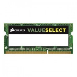 Corsair Value Select 4GB DDR3 RAM SO-DIMM 204pin 1600 MHz (PC3-12800) CMSO4GX3M1A1600C11