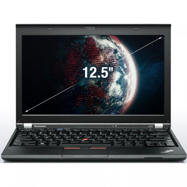 Lenovo ThinkPad X230 Ultrabook Laptop | 12.5-Inch LED Display | Intel Core i5-3320M 2.60GHz | 4GB DDR3 RAM | 320GB HDD | Refurbished Grade B | 1 Year Warranty