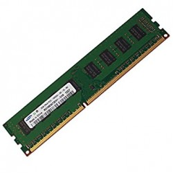 2GB DDR3 PC3-10600U 1333MHz DIMM For Desktops - Mixed Brands - Used - 1 Year Warranty