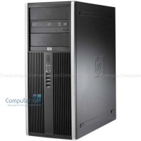 HP Compaq Elite Pro 8200 Tower - Intel Core i5-2400 Quad-Core @3.10GHz - 8GB DDR3 RAM - 120GB SSD + 250GB HDD - WIN 7 PRO COA Sticker - Refurbished - 1 Year Warranty
