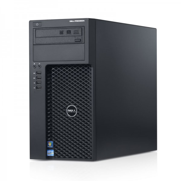 Dell Precision T1700 Tower Workstation - Intel Xeon E3-1220V3 3.1GHz - 8GB RAM - 256GB SSD HDD - Refurbished - 1 Year Warranty