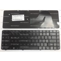 Replacement Keyboard for HP Compaq Presario CQ56, G56, G62-340, G62-340, Black Laptop Keyboard, US Layout