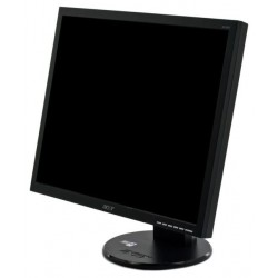 """Acer B193 19"""" LCD Monitor with built-in speakers 