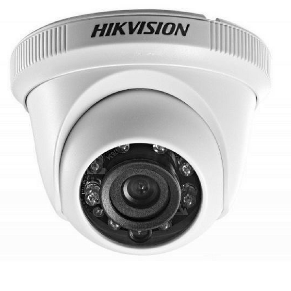 Hik Vision HD720P Indoor IR 1.0 Megapixel Turret Camera - DS-2CE56C0T-IRP