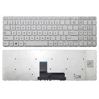 NEW laptop keyboard for Toshiba Satellite L50-B L55-B L55DT-B S50-B S55-B white US Layout