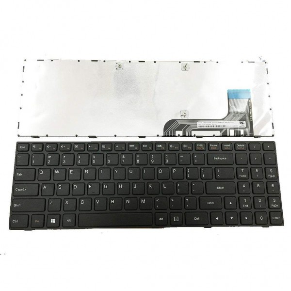 New Laptop Keyboar For Lenovo Ideapad 100-15 100-15IBY US Layout