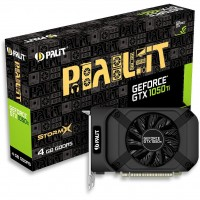 Palit GeForce GTX 1050 StormX 2GB GDDR5 Graphics card - NE5105001841F