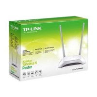 TP-Link TL-WR840N Wireless Router 300 Mbps with 4-port switch