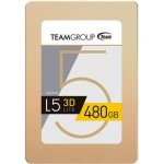 Team Group L5 LITE 480GB SATA 6Gb/s Solid State Drive - T253TD480G3C101