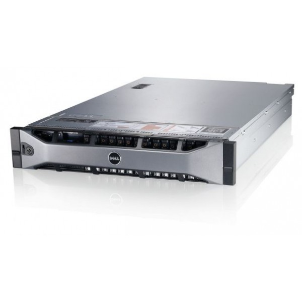 Dell Poweredge R720 2U Server - 2x Octa Core Xeon E5-2670 V2 (20mb cache/cpu) - 32GB RAM - NO HDD - 2x Power Supply Units - Raid H710- idrac-8 x LFF option - Refurbished - 1 Year Warranty
