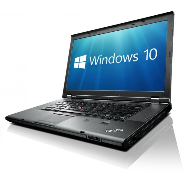 "Lenovo ThinkPad T530 Notebook - Intel Core i5-3320M @2.60GHz - 15.6"" LED Display - 8GB RAM - 320GB HDD - Refurbished Grade B - 1 Year Warranty"