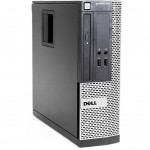 Dell Optiplex 390 SFF PC | Intel Core i3-2100 | 4GB RAM | 120GB SSD | Windows 7 Pro COA | Refurbishe Grade A | 1 Year warranty